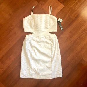 NEW! XOXO 💋 WHITE DRESS